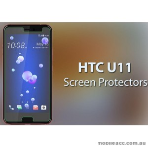 Plastic Screen Protector For HTC U11 Matte/Anti-Glare