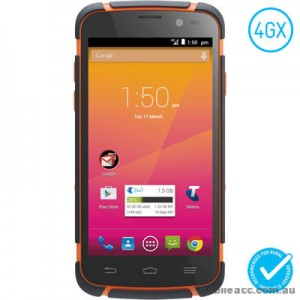 Anti-Crack Anti-Shock Screen Protector for Telstra Tough Max