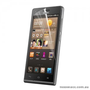 Clear Screen Protector for Huawei Ascend G6