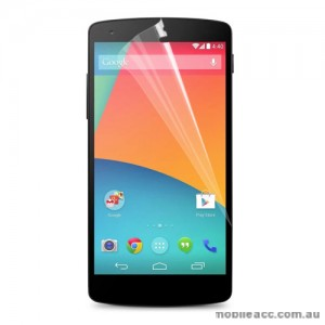 Screen Protector for Google Nexus 5 - Clear