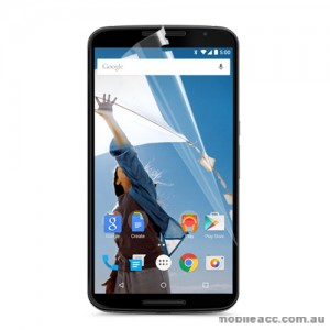 Clear Screen Protector for Motorola Google Nexus 6
