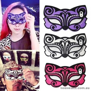3D Cat Girl Mask Silicone Case Cover for iPhone 4 / 4S