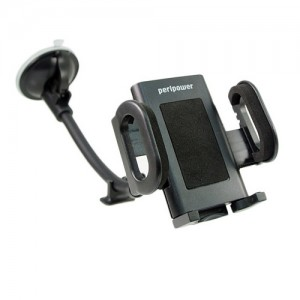 Peripower 27cm Long Arm Universal Car Holder for Smartphones