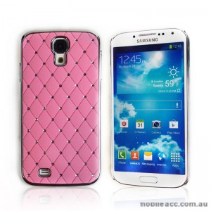 Star Diamond Case for Samsung Galaxy S4 i9500 - Pink