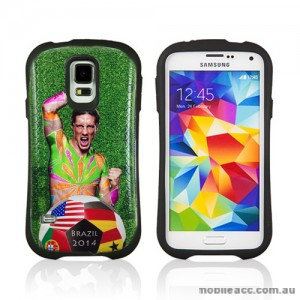 2014 FIFA World Cup Brasil iFace Case Cover for Samsung Galaxy S5 - Torres