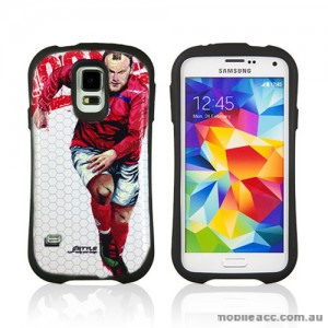 2014 FIFA World Cup Brasil iFace Case Cover for Samsung Galaxy S5 - Ronney