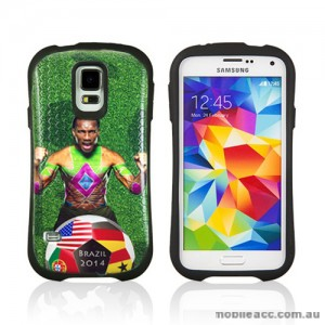 2014 FIFA World Cup Brasil iFace Case Cover for Samsung Galaxy S5 - Drogba