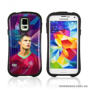 2014 FIFA World Cup Brasil iFace Case Cover for Samsung Galaxy S5 - C.Ronaldo
