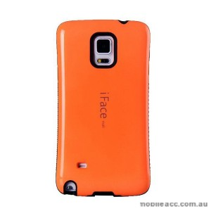 iFace Shockproof Case for Samsung Galaxy Note 4 - Orange