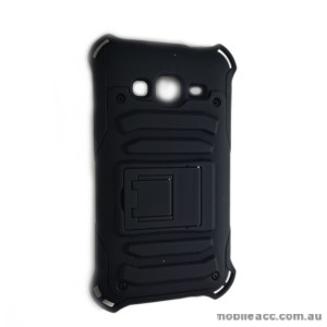 Tradesman Stand Heavy Duty Case for Samsung Galaxy Core Prime G360 Black
