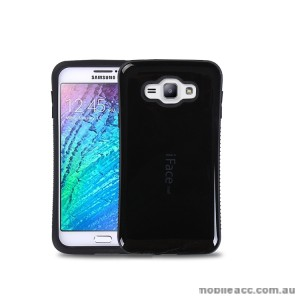 iFace Anti-Shock Case For Samsung Galaxy J1 2016 - Black