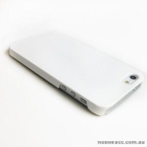 UV Back Case for Apple iPhone 5/5S/SE - White