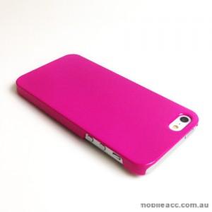 UV Back Case for Apple iPhone 5/5S/SE - Hot Pink