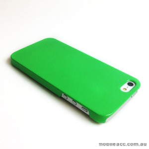 UV Back Case for Apple iPhone 5/5S/SE - Green