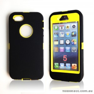 Heavy Duty Tradesman Case for Apple iPhone 5/5S/SE - Yellow