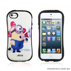 Despicable Me Cutie iFace Case Cover for iPhone 5/5S/SE - Carl