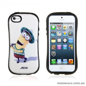 Despicable Me Cutie iFace Case Cover for iPhone 5/5S/SE - Kevin