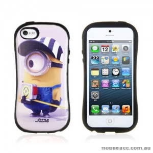 Despicable Me Cutie iFace Case Cover for iPhone 5/5S/SE - Tape