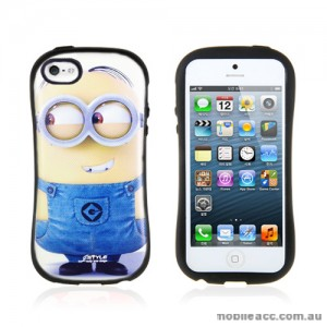 Despicable Me Cutie iFace Case Cover for iPhone 5/5S/SE - Jeans