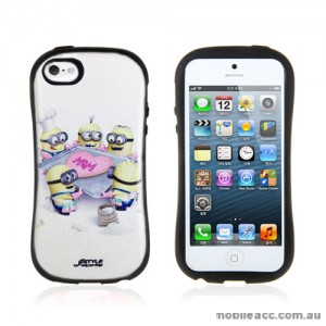 Despicable Me Cutie iFace Case Cover for iPhone 5/5S/SE - Table