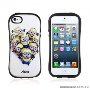 Despicable Me Cutie iFace Case Cover for iPhone 5/5S/SE - Cheer