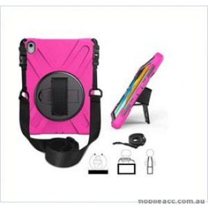 3 in1 Defender heavy Duty Case For  Ipad Pro 11'' (2018) Hotpink