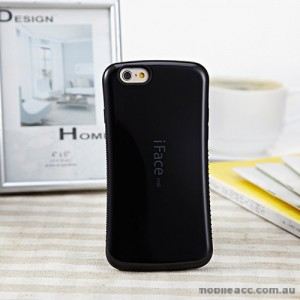 iPhone 6/6S Plus Premium iFace Shockproof Case - Black