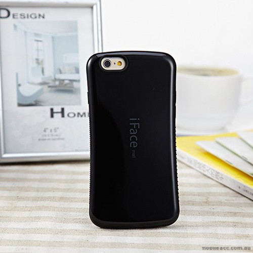 size 40 c5b97 d94b7 iPhone 6/6S Plus Premium iFace Shockproof Case - Black