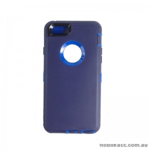 Rugged Defender Heavy Duty Case for iPhone 6 Plus/6S Plus Blue