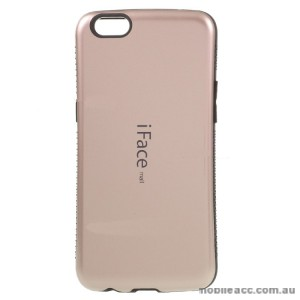 iFace Anti-Shock Case For Oppo R9S - Rose Gold
