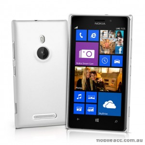 TPU Gel Case for Nokia Lumia 925 - Clear