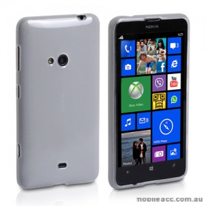 Soft TPU Gel Case for Nokia Lumia 625 - Clear