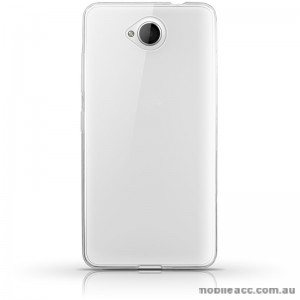 Soft TPU Back Case for Microsoft Lumia 650 - Clear