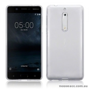 TPU Gel Case Cover For Nokia 5 - Ultra Clear