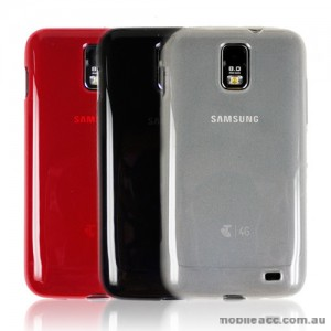 TPU Gel Case Cover for Samsung Galaxy S2 4G
