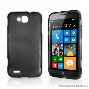 TPU Gel Case for Samsung Galaxy Ativ S i8750