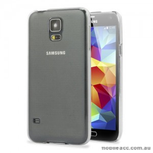 TPU Gel Case Cover for Samsung Galaxy S5 - Clear
