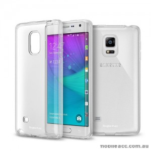 TPU Gel Case Cover for Samsung Galaxy Note Edge - Clear
