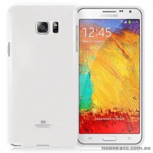 Korean Mercury TPU Case Cover for Samsung Galaxy Core Prime White