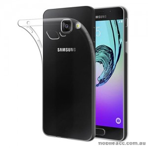 Soft TPU Gel Jelly Case For Samsung Galaxy A7 2017 Clear