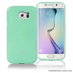 Korean Mercury TPU Case Cover for Samsung Galaxy S6 Edge Plus - Green