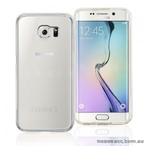 Korean Mercury TPU Case Cover for Samsung Galaxy S6 Edge Plus - Clear
