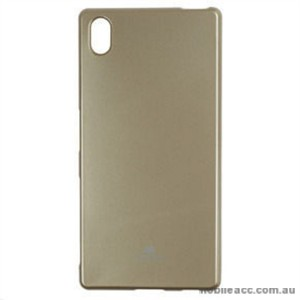 Korean Mercury TPU Case Cover for Sony Xperia Z5 Gold