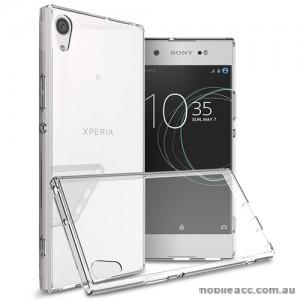 Soft TPU Gel Jelly Case For Sony Xperia XA1 Ultra - Crystal Clear