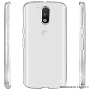 Soft Clear TPU Gel Jelly Case For Motorola Moto G4 Play
