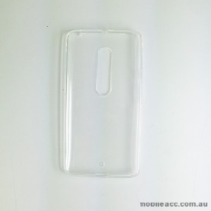 TPU Gel Case Cover for Motorola Moto X Play Clear