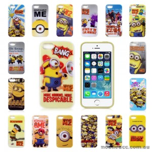 Despicable Me Cutie TPU Gel Case for iPhone 5/5S/SE