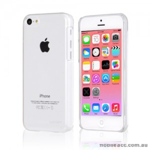TPU Gel Case Cover for iPhone 5C - Clear