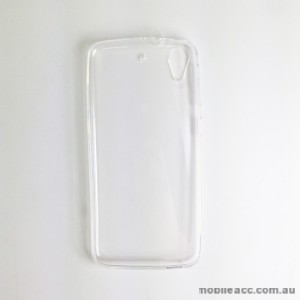 TPU Gel Case for HTC Desire 626 Clear
