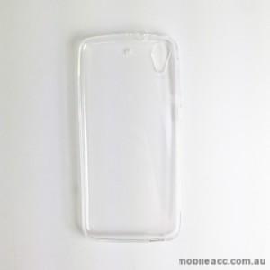TPU Gel Case for HTC Desire 626 Clear